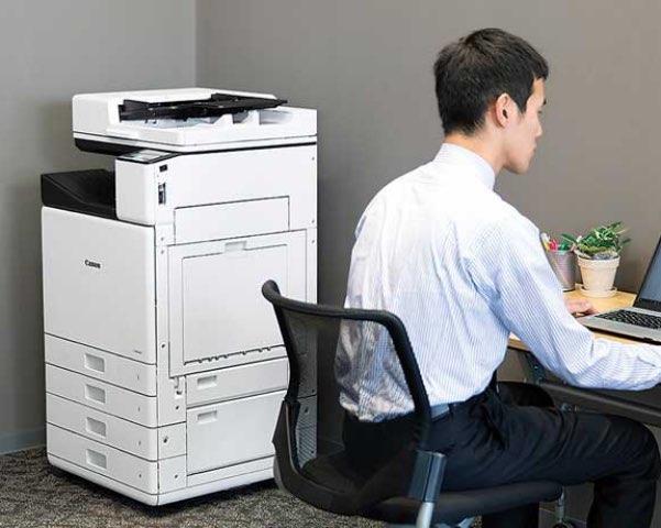 Canon Copiers & Printers