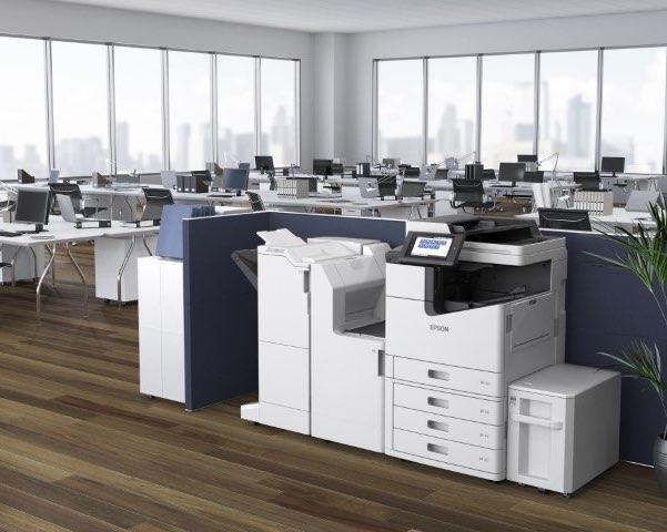 Epson Copiers & Printers