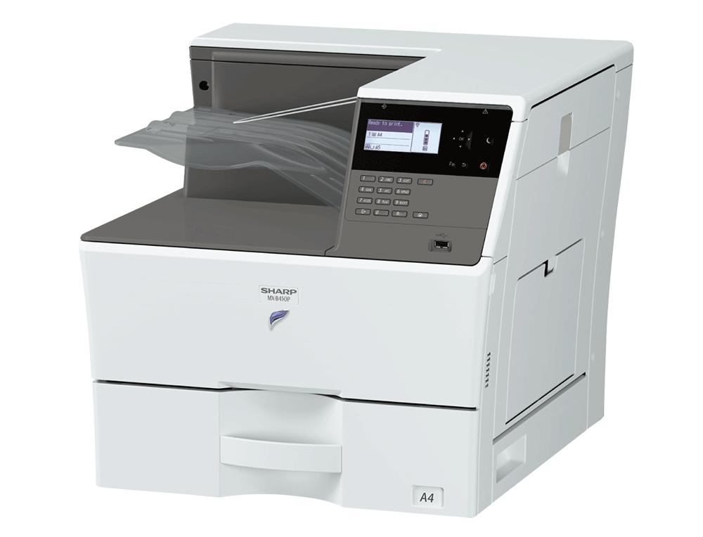Sharp A4 Photocopiers & Printers