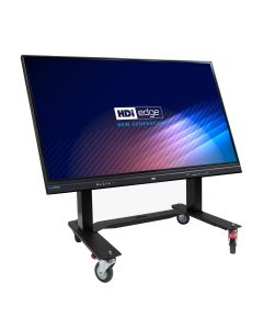 HDi Edge Screen & Tilt-2-Table™ at any Height Trolley