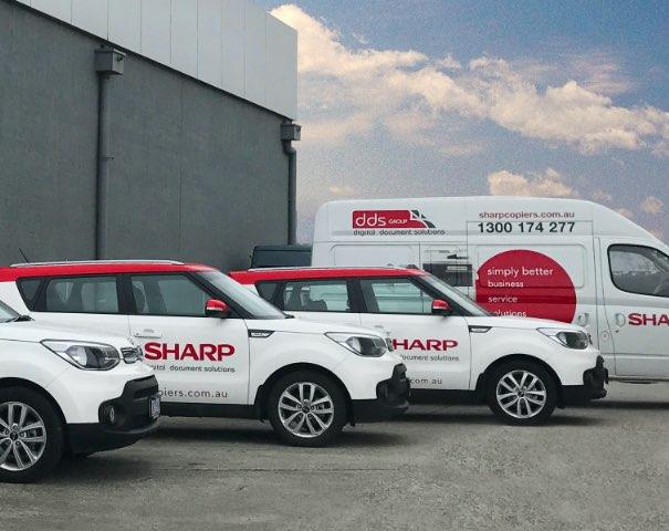 Sharp Copiers & Printers